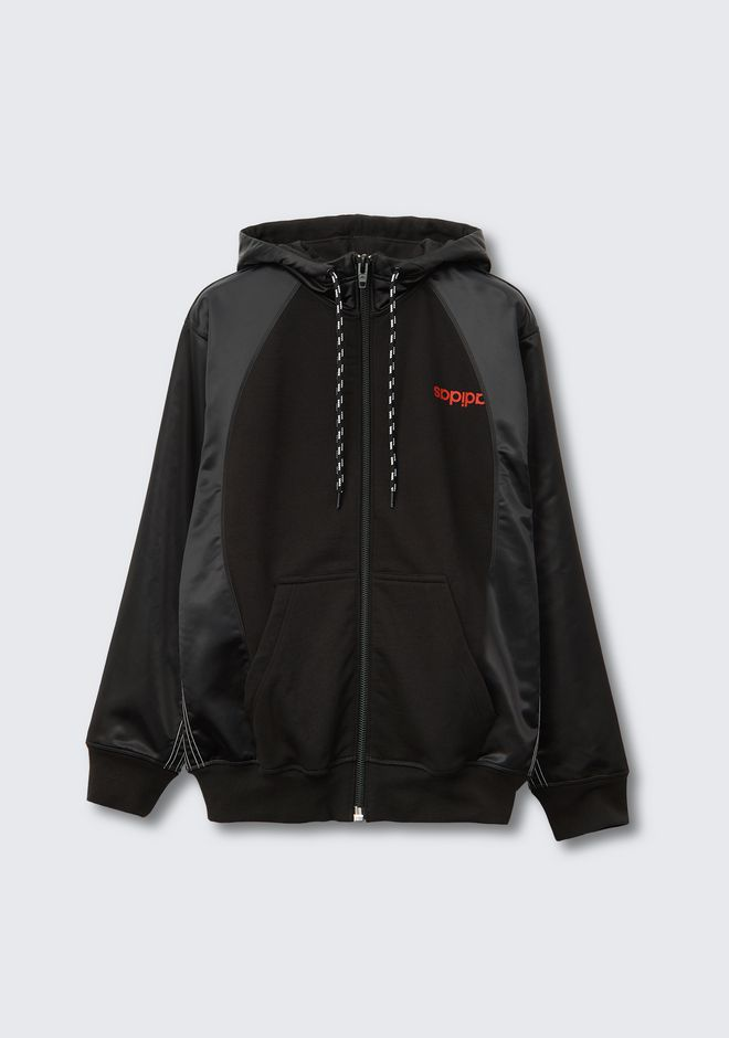 ALEXANDER WANG classic-outerwear ADIDAS ORIGINALS BY AW HOODIE