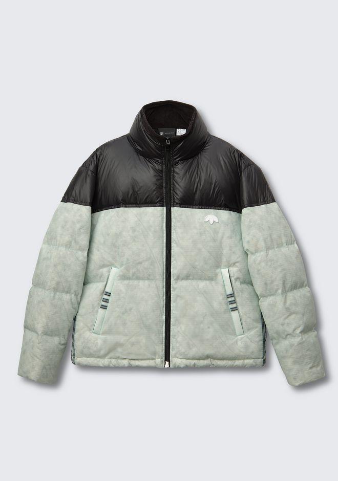 ALEXANDER WANG classic-outerwear ADIDAS ORIGINALS BY AW DISJOIN PUFFER JACKET