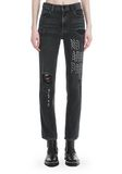 "ALEXANDER WANG CULT ""NO AFTER PARTY"" STRAIGHT LEG JEANS DENIM Adult 8_n_r"