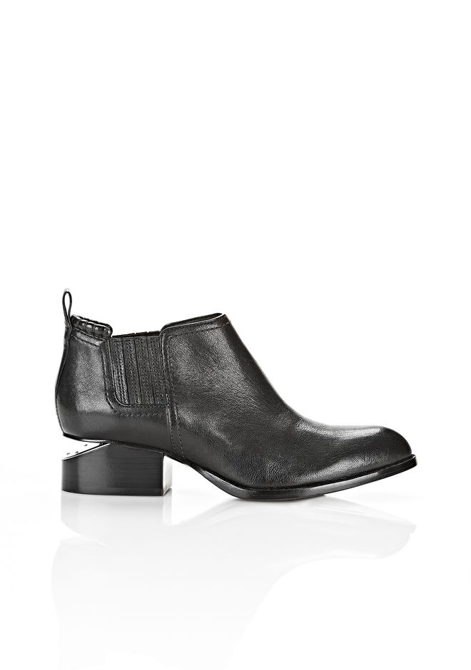 ALEXANDER WANG Kori with Nickel BOOTS Adult 12_n_f