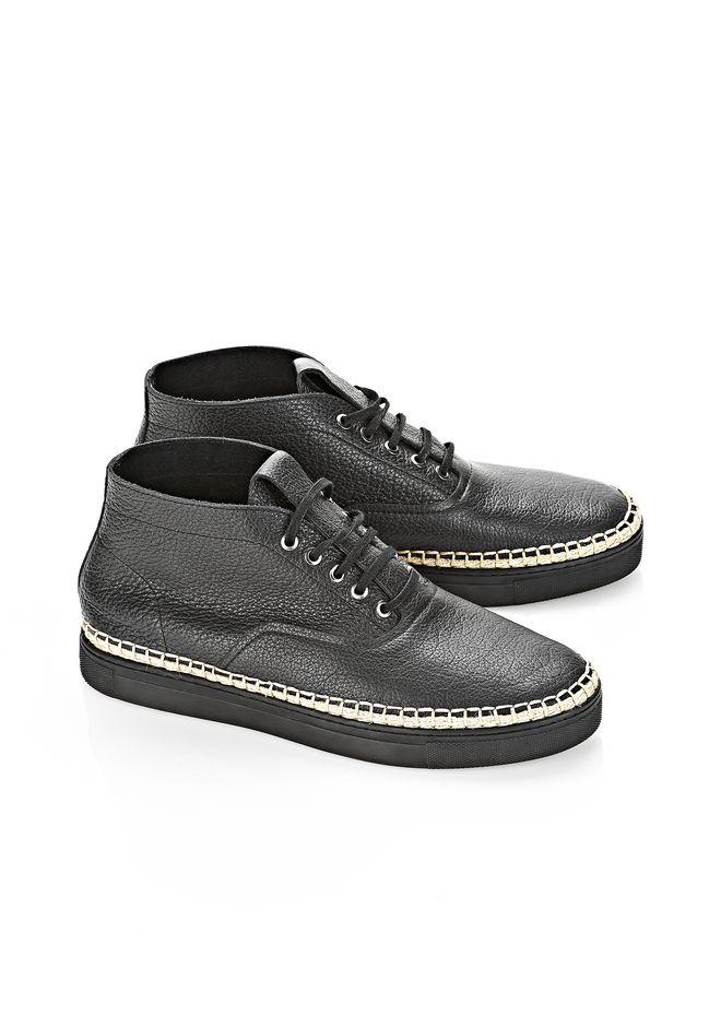 ALEXANDER WANG ASHER HIGH TOP SNEAKER Sneakers Adult 12_n_r