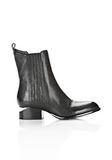 ALEXANDER WANG ANOUCK BOOT WITH RHODIUM  BOOTS Adult 8_n_f