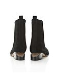 ALEXANDER WANG ANOUCK SUEDE BOOT WITH NICKEL  BOOTS Adult 8_n_e