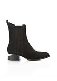 ALEXANDER WANG ANOUCK SUEDE BOOT WITH NICKEL  BOOTS Adult 8_n_f