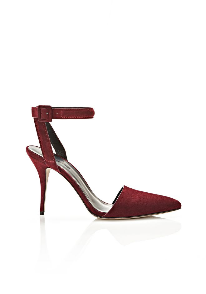Alexander Wang Woman Lovisa Leather Pumps Size 40 uNsIdzgA5S