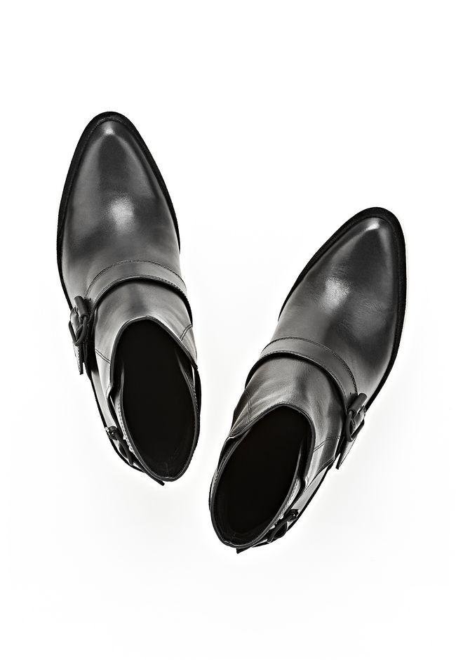 ALEXANDER WANG SEYMONE ANKLE BOOTIE BOOTS Adult 12_n_d