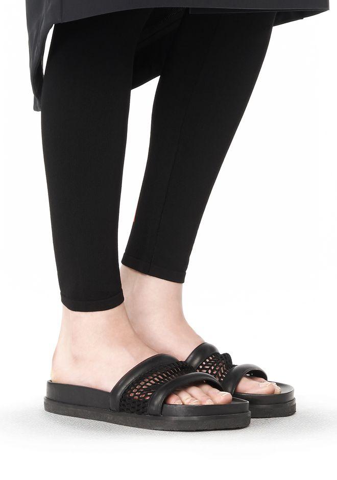 Alexander Wang Leather Sandal 4szzN6xWfS