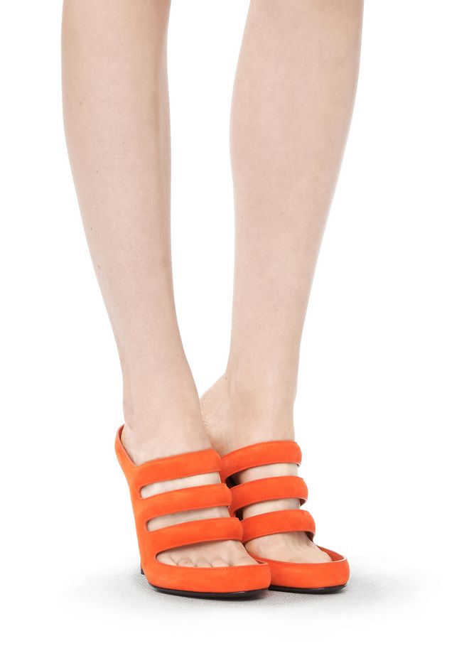 Alexander Wang Suede Chelsie Sandals w/ Tags perfect cheap online very cheap sale online free shipping sale online sale really shopping online cheap price uWiXm8