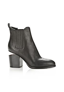 GABRIELLA  BOOTIE WITH ROSE GOLD
