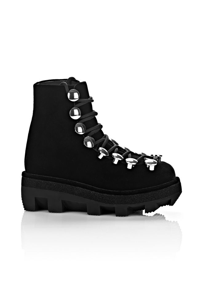 Alexander Wang Lace Up Boots tm3T0oF