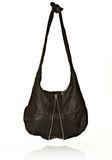 ALEXANDER WANG DONNA IN WASHED BLACK WITH RHODIUM  Shoulder bag Adult 8_n_d