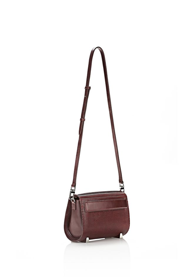 ALEXANDER WANG CHASTITY IN CORDOVAN WITH RHODIUM Shoulder bag Adult 12_n_e