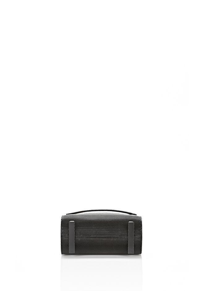 ALEXANDER WANG CHASTITY IN BLACK WITH MATTE BLACK Shoulder bag Adult 12_n_a