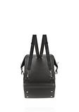 ALEXANDER WANG OPANCA BACKPACK IN BLACK WITH RHODIUM BACKPACK Adult 8_n_d