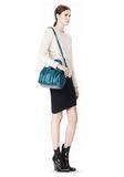 ALEXANDER WANG INSIDE OUT ROCKIE SLING IN DARK MOSAIC Shoulder bag Adult 8_n_r