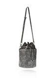ALEXANDER WANG EXCLUSIVE DISTRESSED BUCKET BAG IN EROSION  Shoulder bag Adult 8_n_d