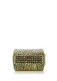 ALEXANDER WANG ROCKIE SLING IN CONTRAST TIP CITRON Shoulder bag Adult 8_n_d