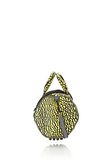 ALEXANDER WANG ROCKIE SLING IN CONTRAST TIP CITRON Shoulder bag Adult 8_n_e