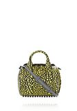 ALEXANDER WANG ROCKIE SLING IN CONTRAST TIP CITRON Shoulder bag Adult 8_n_f