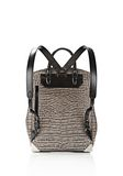 ALEXANDER WANG PRISMA SKELETAL BACKPACK IN OYSTER BACKPACK Adult 8_n_e