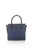 ALEXANDER WANG LARGE CHASTITY SATCHEL IN DISTRESSED NILE TOTE/DEL Adult 8_n_d