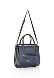 ALEXANDER WANG LARGE CHASTITY SATCHEL IN DISTRESSED NILE TOTE/DEL Adult 8_n_e