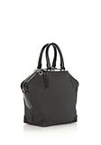 ALEXANDER WANG PRISMA EMILE TOTE IN BLACK AND WHITE NEOPRENE TOTE Adult 8_n_e
