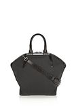 ALEXANDER WANG PRISMA EMILE TOTE IN BLACK AND WHITE NEOPRENE TOTE Adult 8_n_f