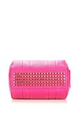 ALEXANDER WANG ROCCO IN FLAMINGO WITH PALE GOLD Shoulder bag Adult 8_n_d