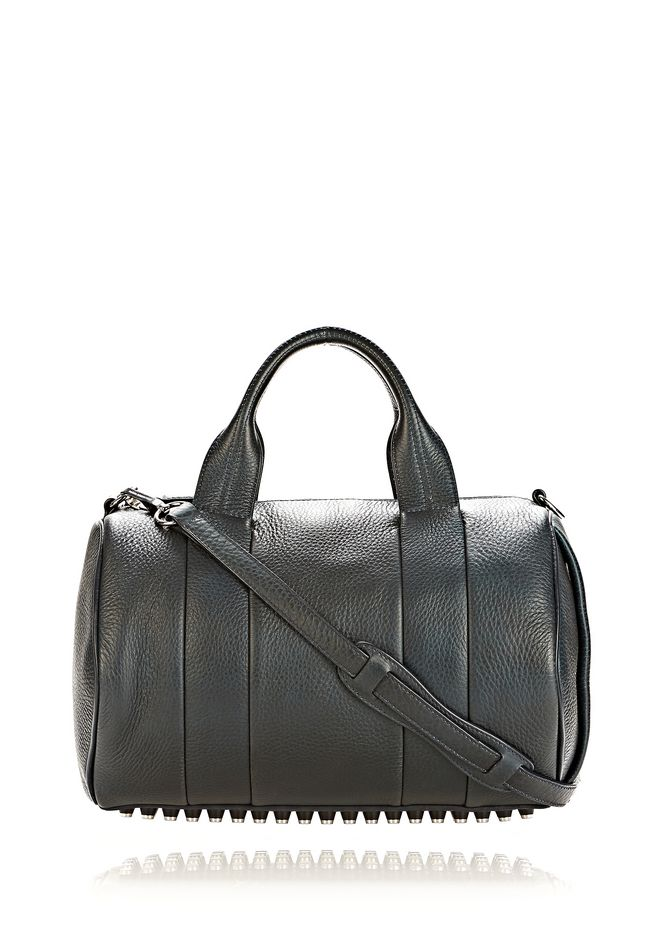 ALEXANDER WANG ROCCO IN HEAT SENSITIVE GALAXY WITH RHODIUM Shoulder bag Adult 12_n_f