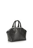 ALEXANDER WANG EMILE DOCTOR SATCHEL IN BLACK WITH RHODIUM TOTE/DEL Adult 8_n_d