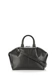 ALEXANDER WANG EMILE DOCTOR SATCHEL IN BLACK WITH RHODIUM TOTE/DEL Adult 8_n_f