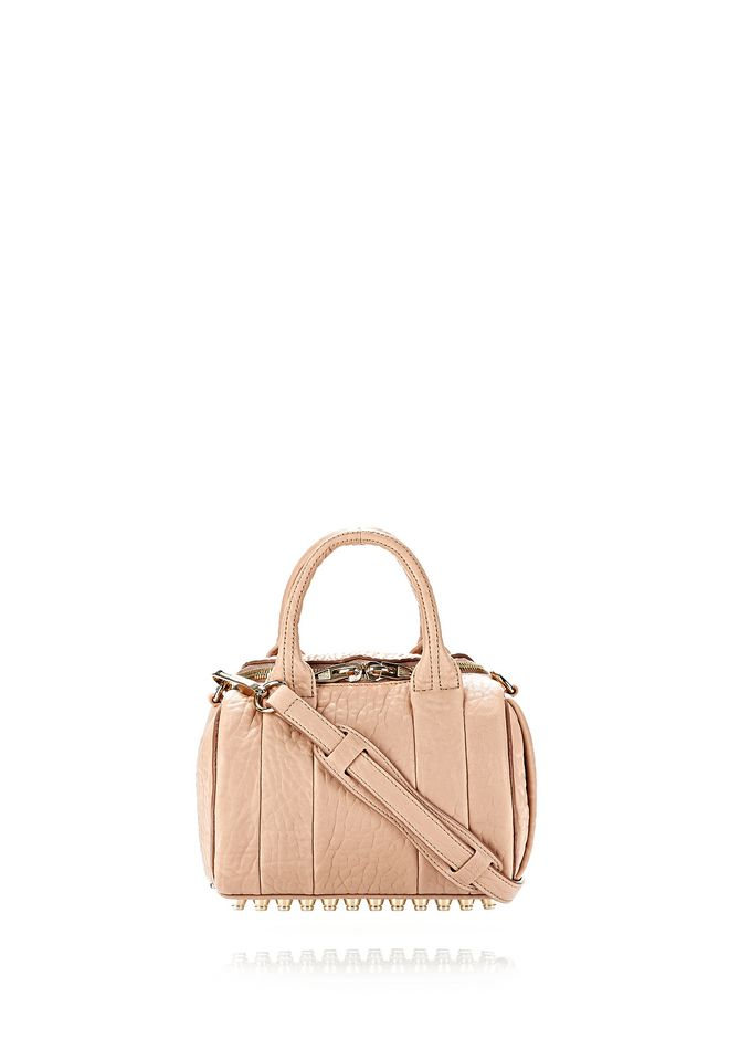 Mini Rockie Rose Gold Finish Alexander Wang EJH53WD