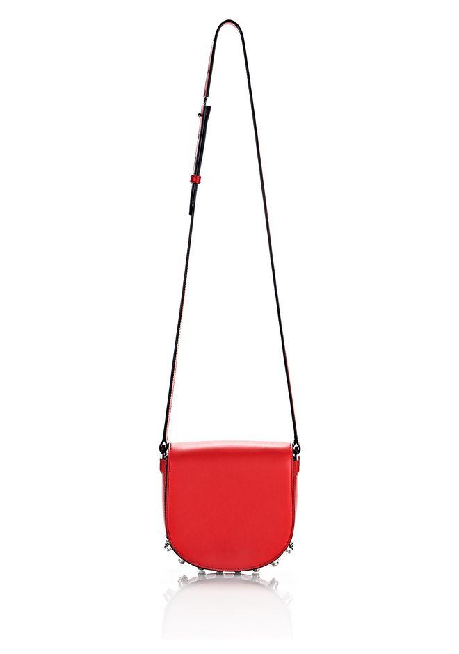 ALEXANDER WANG MINI LIA IN CULT WITH RHODIUM Shoulder bag Adult 12_n_a