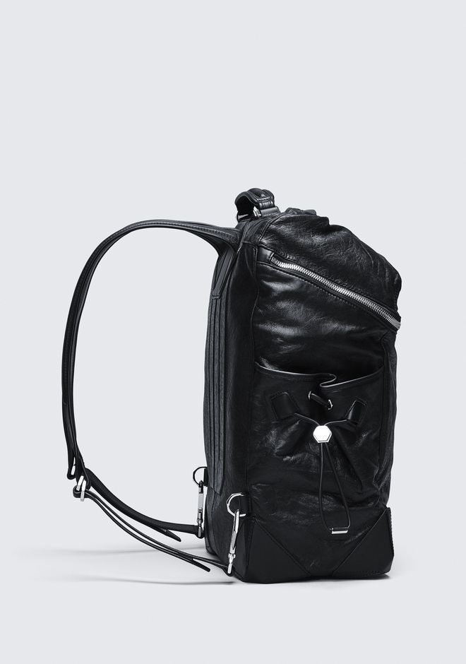 ALEXANDER WANG WALLIE BACKPACK  BACKPACK Adult 12_n_a