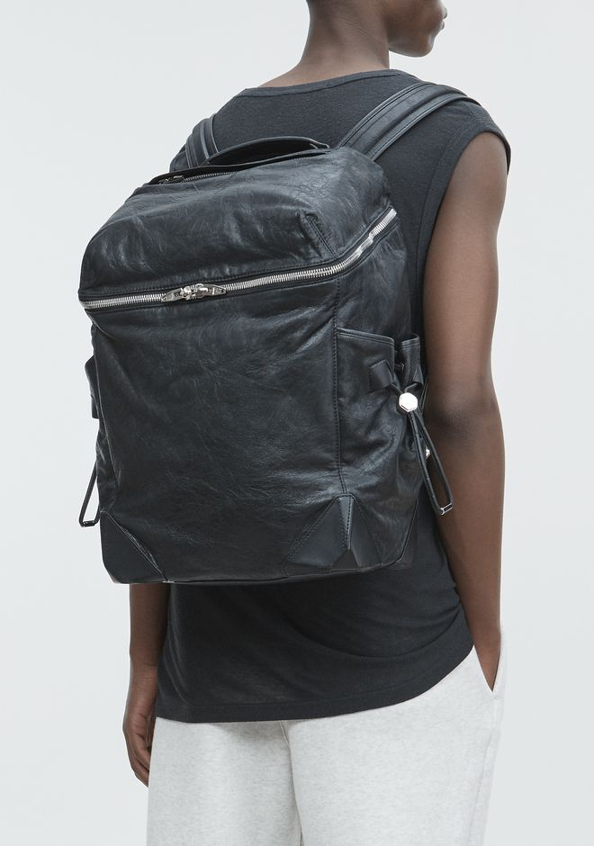 ALEXANDER WANG WALLIE BACKPACK  BACKPACK Adult 12_n_r
