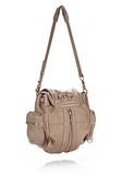 ALEXANDER WANG MARTI IN LATTE WITH ROSE GOLD BACKPACK Adult 8_n_d