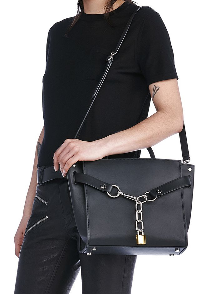 Free Shipping For Cheap Buy Cheap Fast Delivery Alexander Wang Attica bag Best Supplier je5N025C6