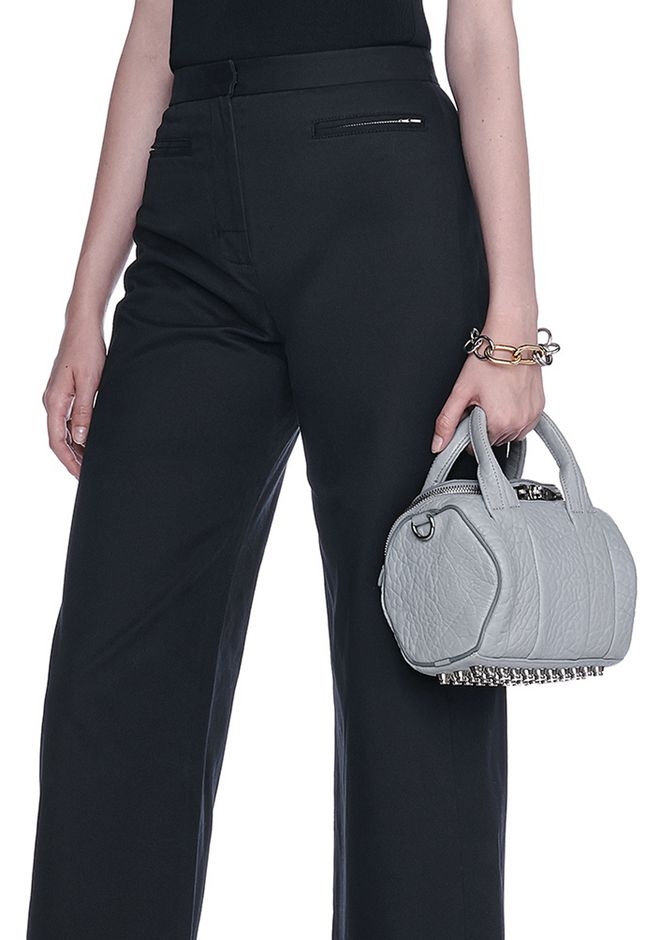 Cheap Marketable Alexander Wang Mini Rockie shoulder bag Clearance HUykg6dY