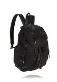 ALEXANDER WANG MARTI BACKPACK IN BLACK NYLON WITH CIGARETTE EMBRIODERY  BACKPACK Adult 8_n_e