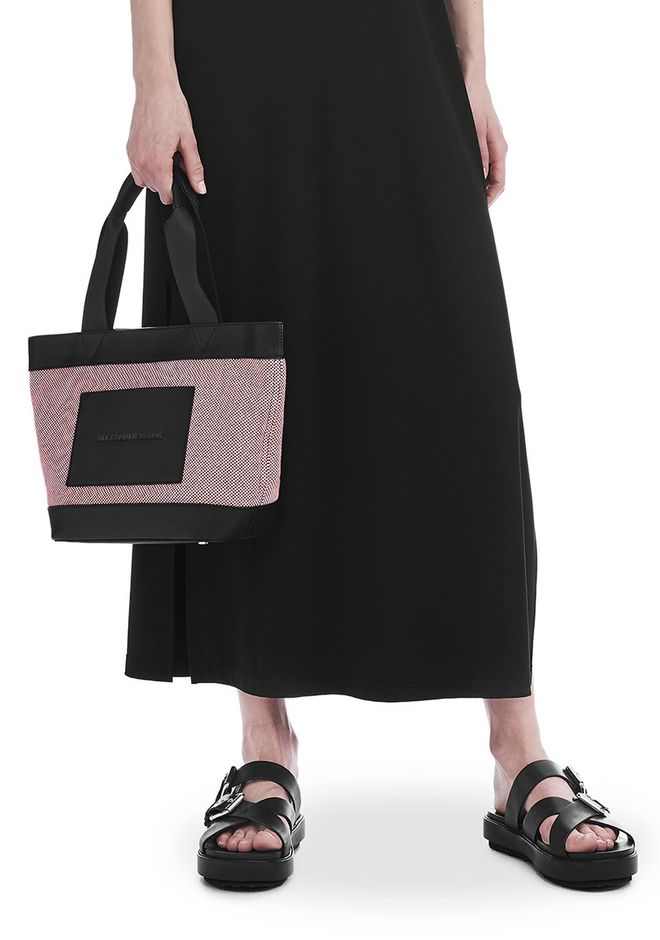canvas tote - Black Alexander Wang 4xZhzij5u