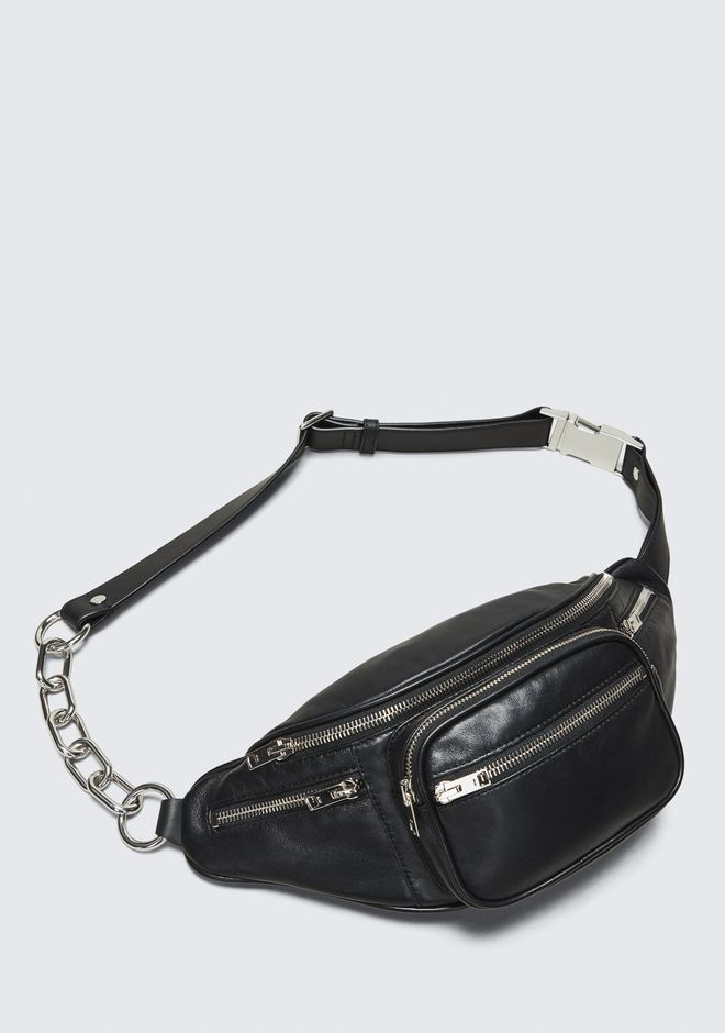 ALEXANDER WANG BLACK ATTICA FANNY PACK Shoulder bag Adult 12_n_e