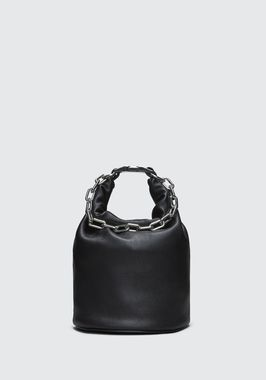ATTICA DRY SACK IN BLACK WITH RHODIUM