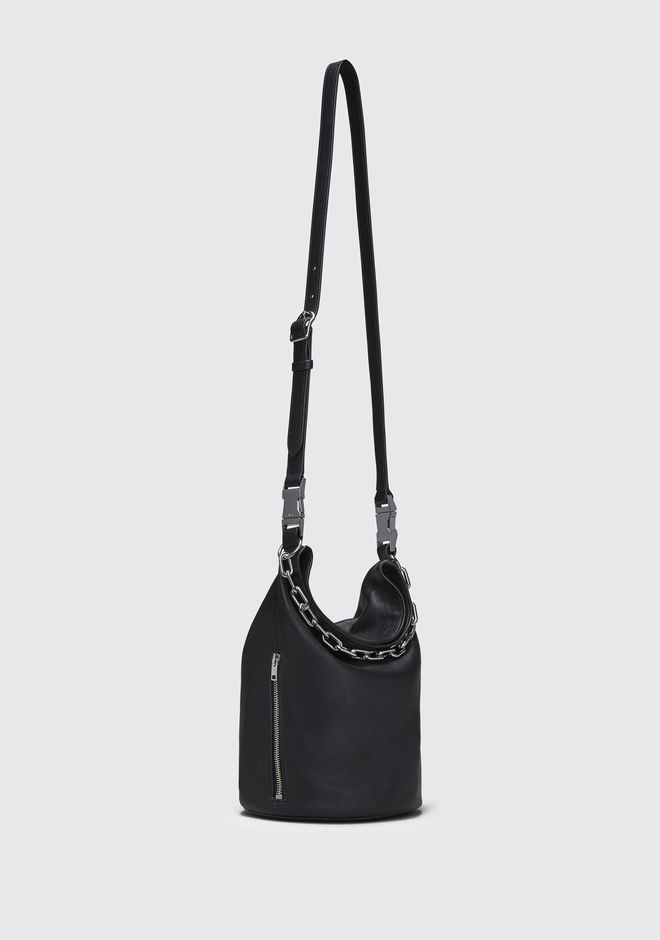 ALEXANDER WANG BLACK ATTICA DRY SACK  Shoulder bag Adult 12_n_d
