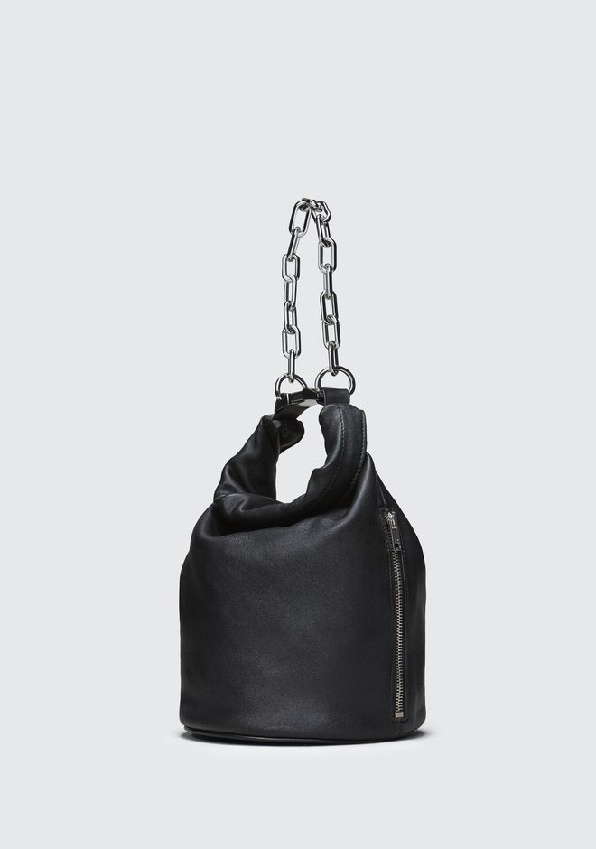 ALEXANDER WANG BLACK ATTICA DRY SACK  Shoulder bag Adult 12_n_e