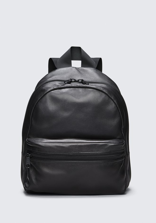 ALEXANDER WANG BACKPACKS Men SOFT LEATHER BACKPACK