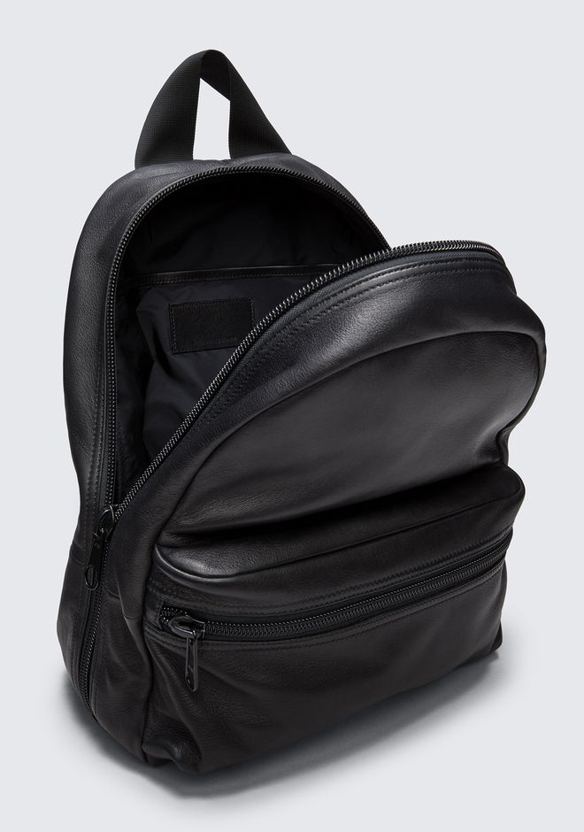 ALEXANDER WANG SOFT LEATHER BACKPACK ZAINO Adult 12_n_e