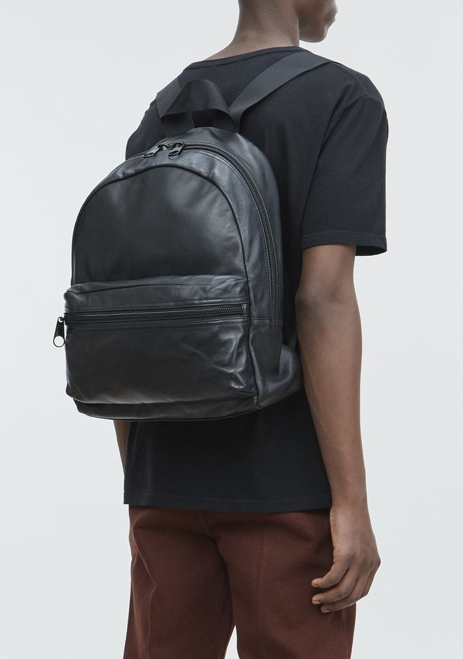 ALEXANDER WANG SOFT LEATHER BACKPACK ZAINO Adult 12_n_r