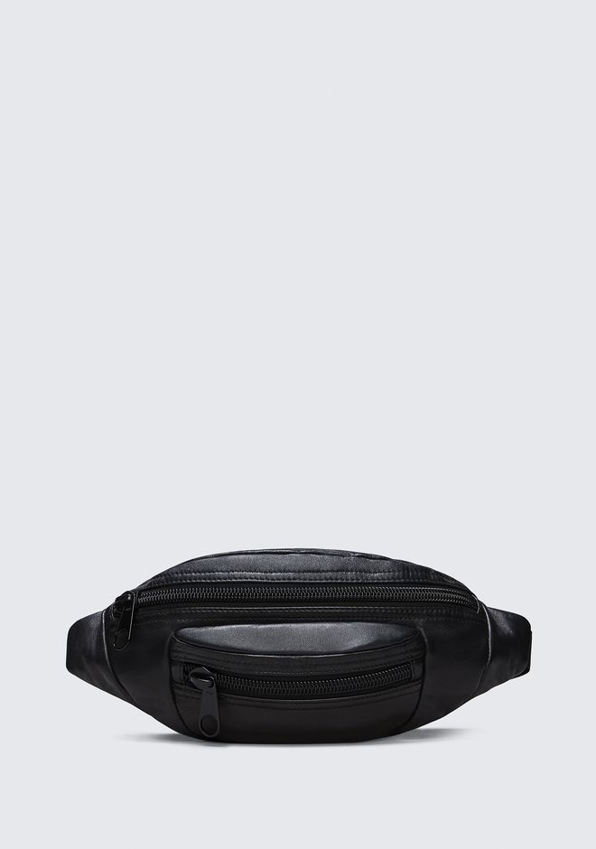 ALEXANDER WANG accessories SOFT LEATHER FANNY PACK