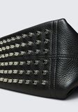 ALEXANDER WANG DARCY HOBO IN PEBBLED BLACK WITH RHODIUM ショルダーバッグ Adult 8_n_a